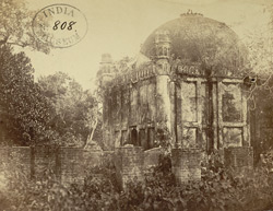 Tomb and mosque of Panch Pir, Sonargaon.